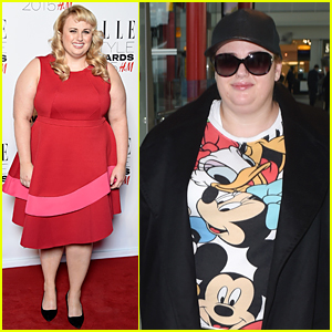 Rebel Wilson Receives Rising Star Honor at Elle Style Awards 2015