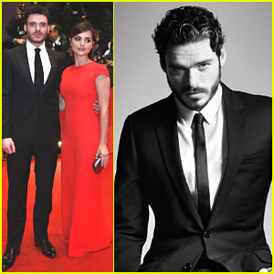 Lily james and richard madden secretly dating. pictures of good looking guys on dating sights.