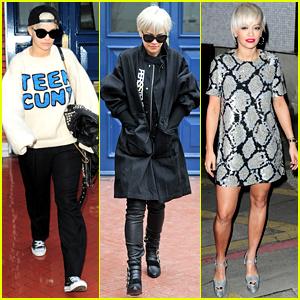 Rita Ora Slammed By Diane Warren for Not Promoting 'Grateful'