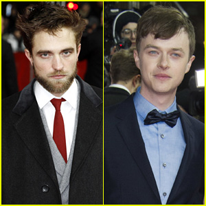 Robert Pattinson & Dane DeHaan Bring 'Life' to Berlin