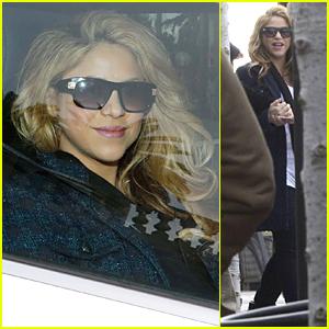 Shakira & Gerard Pique Celebrate Their Shared Birthdays By Bringing Home Baby Sasha