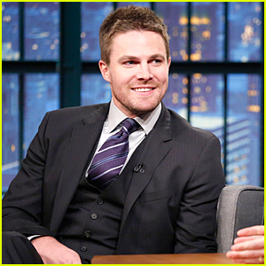Stephen Amell Reveals 'Saturday Night Live' Hosting Dreams