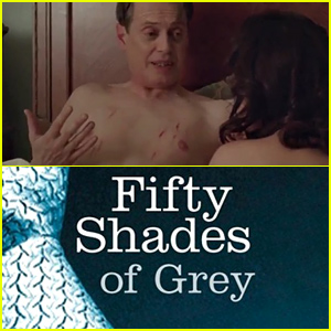 Steve Buscemi Stars in 'Fifty Shades of Grey' Spoof Trailer - Watch Now!