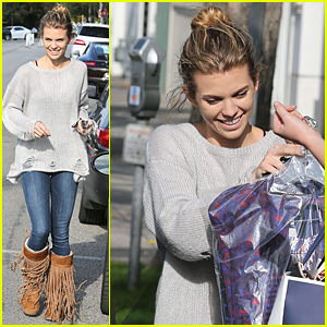 AnnaLynne McCord's Sexy Roles Helped Her Gain Confidence