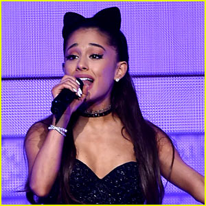 Watch Ariana Grande Covering
