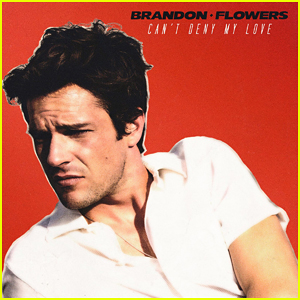 Brandon Flowers Goes Solo Again with New Single, 'Can't Deny My Love' - Full Song & Lyrics!