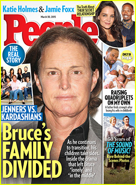 Bruce Jenner's Transition Has Caused a Family Divide