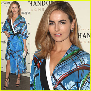Camilla Belle Calls Joe Jonas' New Restaurant 'Yummy'
