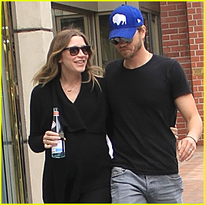 Chad Michael Murray & Pregnant Wife Sarah Roemer Are Inseparable at Doctor's Checkup
