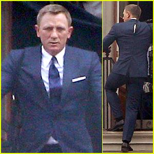 Daniel Craig's 'Spectre' Casts Third Bond Girl