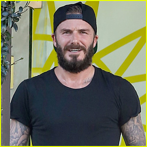 David Beckham Always Listens to Victoria's Fashion Advice