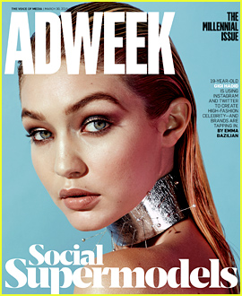 Gigi Hadid: It's Not Okay to Model Until You're 25 & Then Become a Housewife