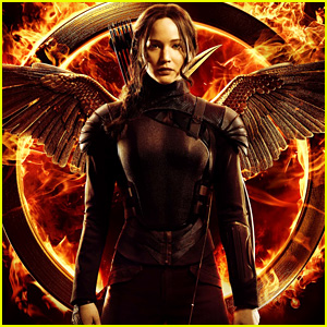 'The Hunger Games: Mockingjay - Part 1' Available Now!
