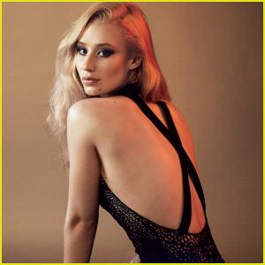 Iggy Azalea Reveals She Got Bigger Boobs in 'Vogue' April 2015 Feature