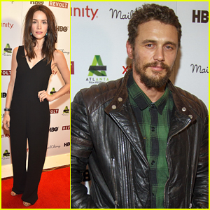 James Franco Helps Kick Off the Atlanta Film Festival with 'Hayday of Insensitive Bastards' Premiere!