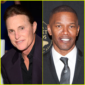 Jamie Foxx Jokes About Bruce Jenner's Transition to Woman