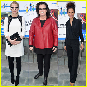 Jennifer Morrison & Rosie O'Donnell Get Charitable at I Have A Dream Foundation Dreamer Dinner!