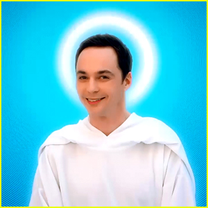 Jim Parsons Transforms Into God for 'An Act of God' TV Spot (Exclusive Video!)