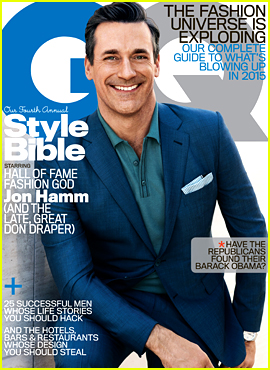 Jon Hamm Talks Moving On From 'Mad Men' with 'GQ'