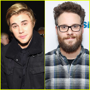 Justin Bieber Continues to Beg Seth Rogen to Roast Him