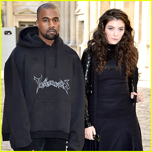 Kanye West & Lorde Are Christian Dior's Musical Duo