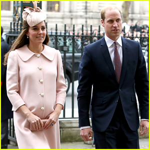 Kate Middleton Has That Pregnancy Glow in Latest Appearance