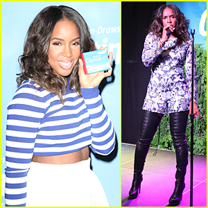 Kelly Rowland Puts Kanye West at the Center of Her Vision Board