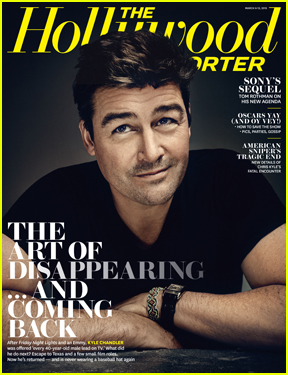 Kyle Chandler Compares His Hollywood Move to Gambling
