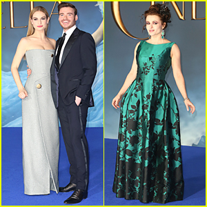 Lily James Says 'Cinderella' Small Waist Controversy Is 'Irrelevant'