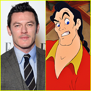 Luke Evans to Play Gaston in 'Beauty & the Beast' Opposite Emma Watson!