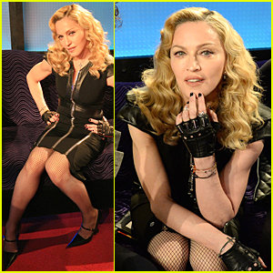 Madonna Opens Up on Dating Tupac Shakur - Listen Now!