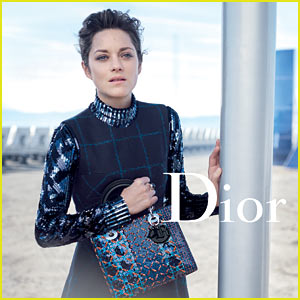 Marion Cotillard Stuns in New Lady Dior Campaign Images!