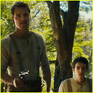 Michael Fassbender & Kodi Smit-McPhee Travel Across Frontier America in 'Slow West' Official Trailer - Watch Now!