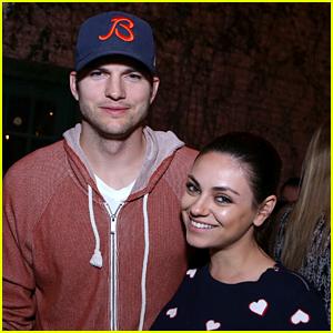 Are Mila Kunis & Ashton Kutcher Married?! - See Her Ring!