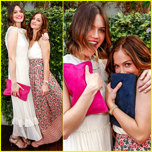 Minka Kelly & Mandy Moore Are Two Super Chic BFFs!