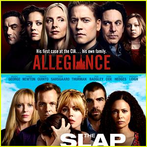 NBC Cancels 'Allegiance,' Moves 'The Slap' Time Slot