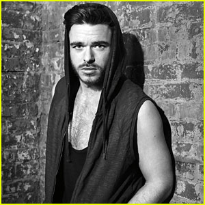 Cinderella's Richard Madden Is Excited To Wear Jeans In 'Bastille Day'