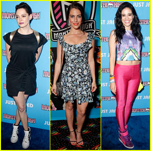 Rose McGowan Charms Us at JJ's Throwback Thursday Party!