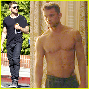 Ryan Phillippe Is Going Shirtless Sexy for 'Secrets & Lies'