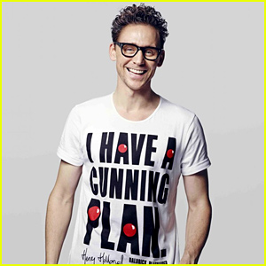 Tom Hiddleston Melts Our Hearts for Comic Relief & Red Nose Day