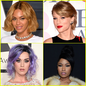 YouTube Music Awards 2015 Winners: Beyonce, Taylor Swift & More - Full List!