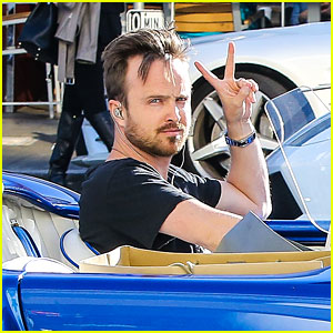 Aaron Paul's 'Need for Speed' is Getting a Sequel
