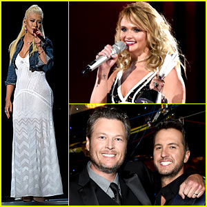 2015 ACM Awards - Ful