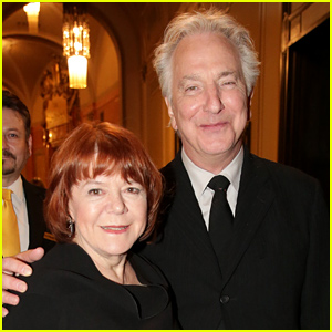 Alan Rickman Secretly Marries Partner Rima Horton 50 Years After Their First Meeting