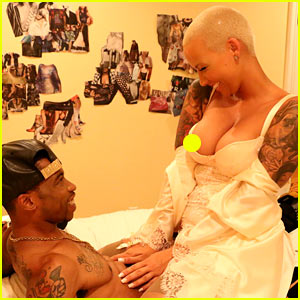 Amber Rose Gets Steamy for 'Sister Code' Sex Scene (Exclusive Photos)