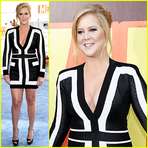 Amy Schumer Will Make People Mad at MTV Movie Awards 2015!