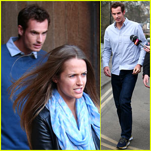 Andy Murray & Kim Sears Are Getting Married This Weekend!