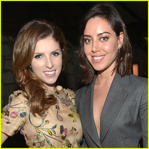 Anna Kendrick & Aubrey Plaza Will Be Starring in a Movie Together!