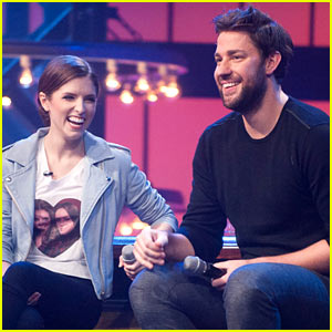 Anna Kendrick & John Krasinski's Full 'Lip Sync Battle' Videos!
