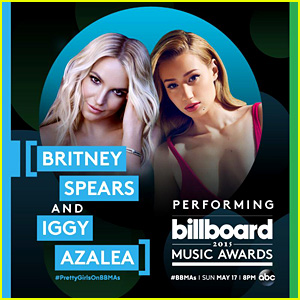 Britney Spears & Iggy Azalea to Perform at Billboard Awards!